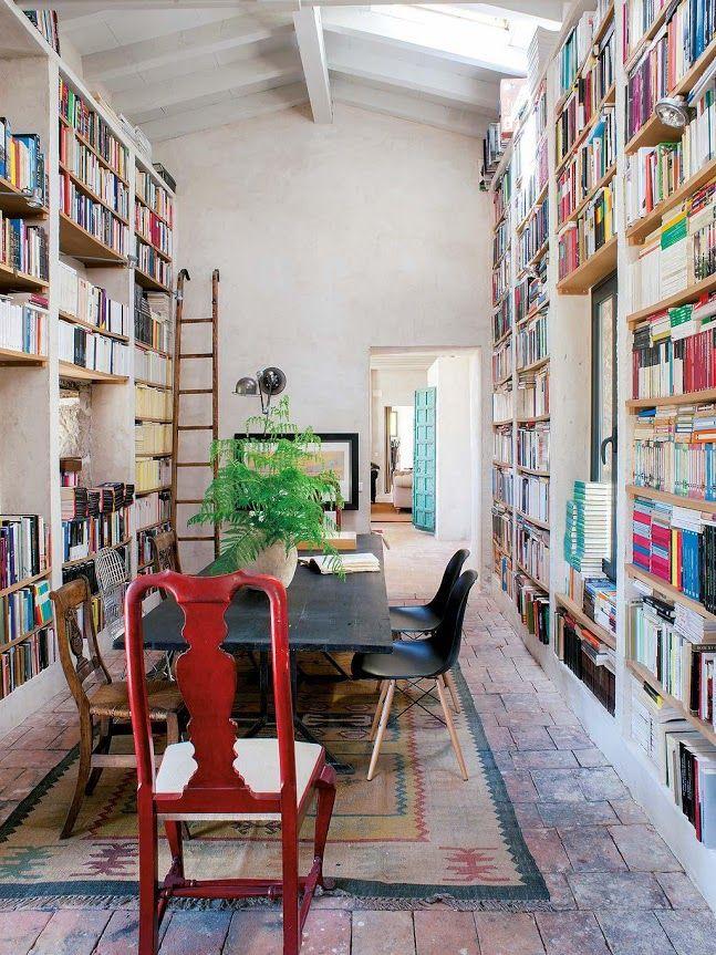 Olkd Study Room: 1861 Best Bookcase Images On Pinterest