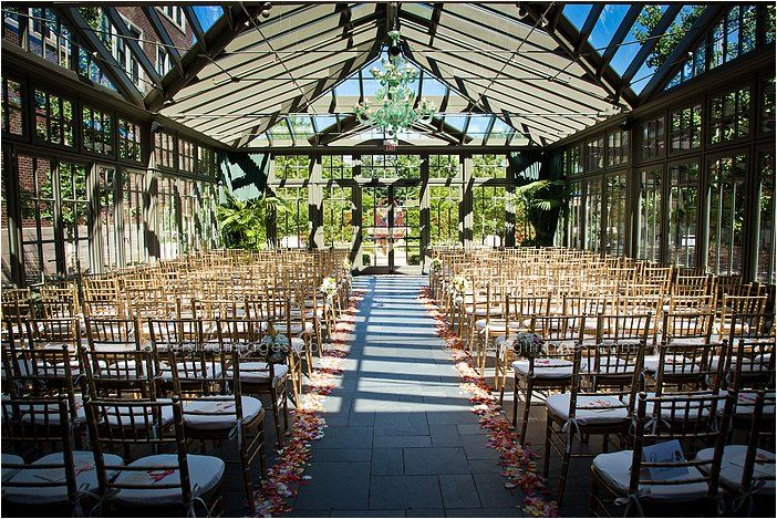 A wedding in a conservatory :)  Love the sunshine: Gold Chairs, Venues Inspiration, Parks Hotels, Google Search, Image Blog, Outdoor Sets, Msu Conservatory, Beautiful Outdoor, Royals Parks