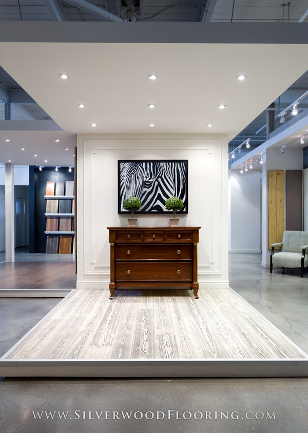 35 best flooring showroom images on pinterest showroom for Showroom flooring ideas