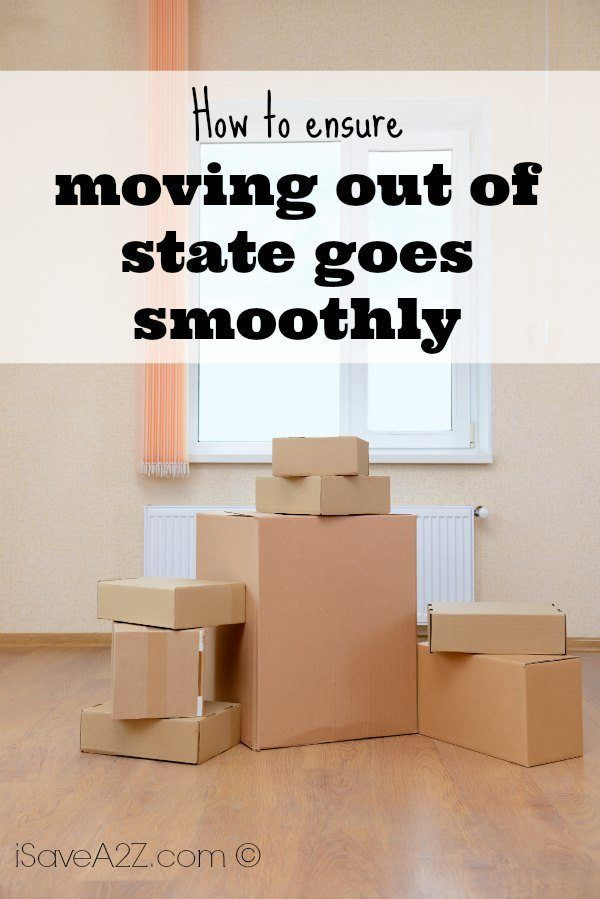 If you plan on moving, even out of state, at anytime soon, then this article should help you learn How to ensure moving out of state goes smoothly!