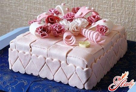Как можно разукрасить торт на день рождение