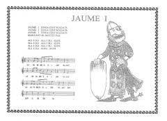 Resultat d'imatges de l'oroneta i el rei Jaume