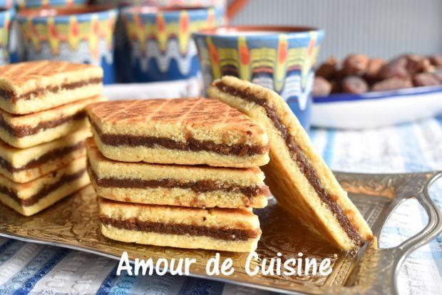 349 best gateau algerien 2018 images on pinterest bonjour love video and youtube - Amour de cuisine gateau sec ...