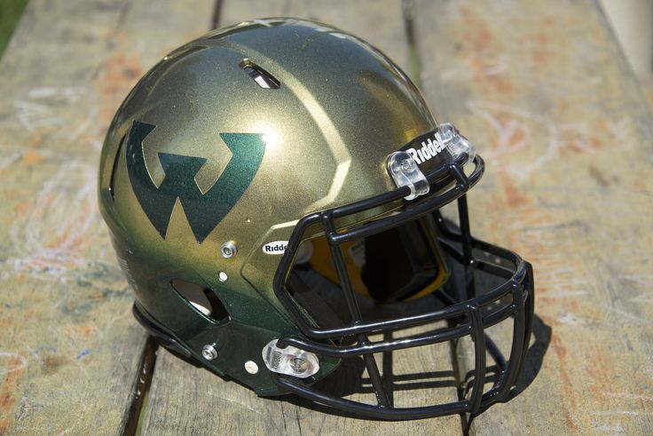 Photo of the Day for Oct. 10, 2015: Warrior football | by Wayne State University