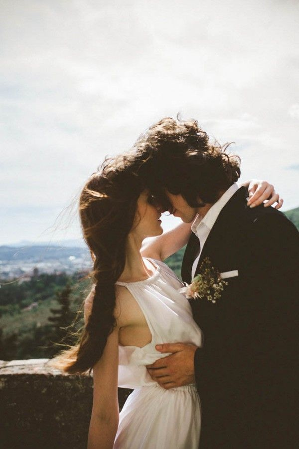 Soulmates in Italy Wedding Inspiration