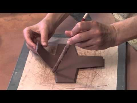 """Excellent tutorial from Liz Zlot Summerfield on how to """"sketch with clay"""" to develop new handbuilt forms."""