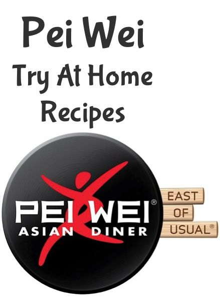 15 Pei Wei Recipes to try at home!  {yum!}  #restaurant #recipes