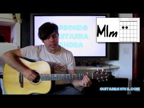 APRENDE GUITARRA LECCION 2 - NIVEL BASICO - ESCUELA DE GUITARRA LECCIONES GRATIS cursos de guitarra - YouTube