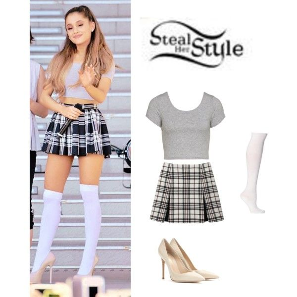 Steal Her Style: Steal Her Style Ariana Grande - Google Search