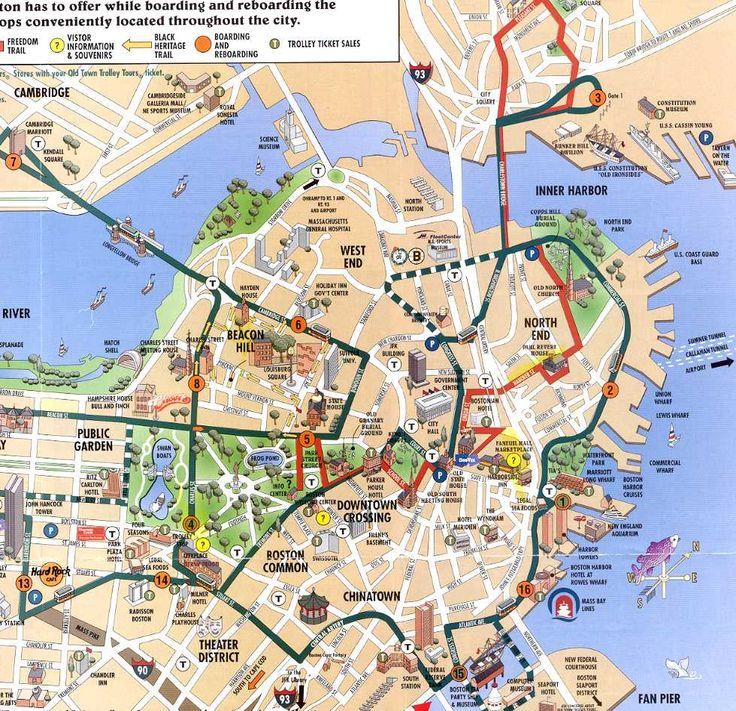 Boston Cruise Port Guide  CruisePortWiki  DESIGN