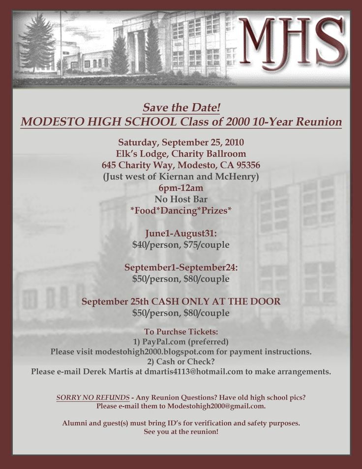 93 Best GHS Reunion Ideas Images On Pinterest | Class Reunion Ideas, Class  Reunion Invitations And Family Gatherings  Class Reunion Invitation Template