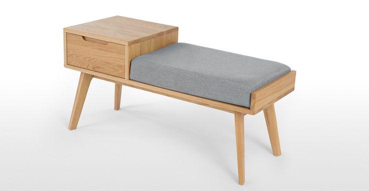 Jenson Opberg halbankje - Made.com