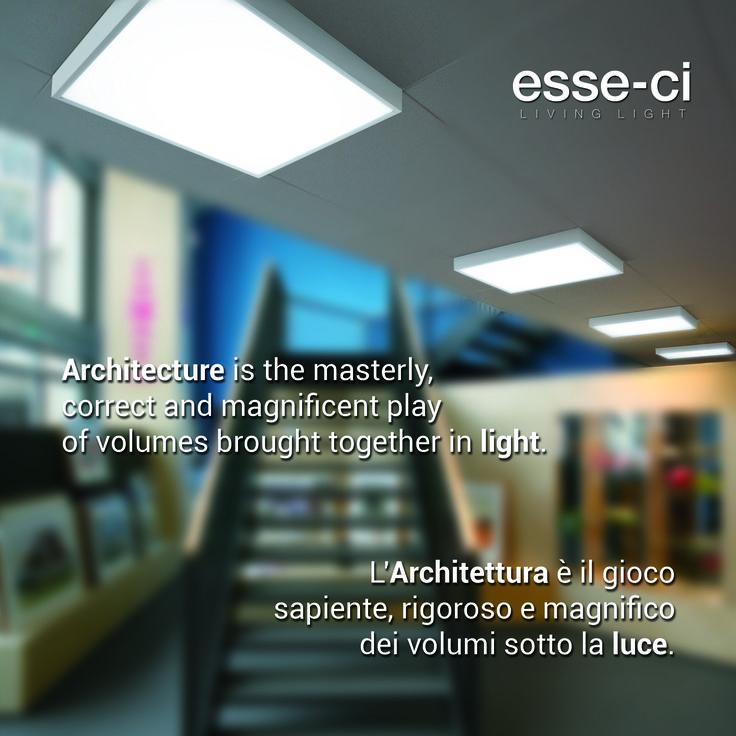 38 best images about esse ci living light on pinterest. Black Bedroom Furniture Sets. Home Design Ideas