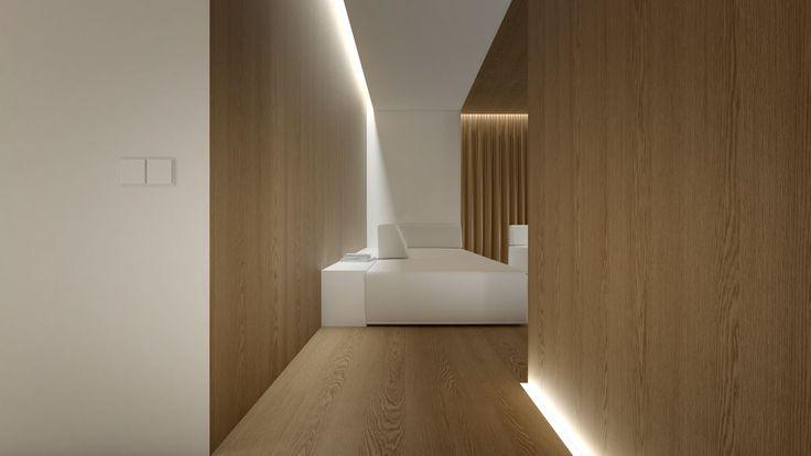 Inšpirujte sa návrhmi z dielne poľského architektonického štúdia Oporski Architektura, ktorí aj s (50) odtieňmi sivej vedia vyčarovať teplo domova.