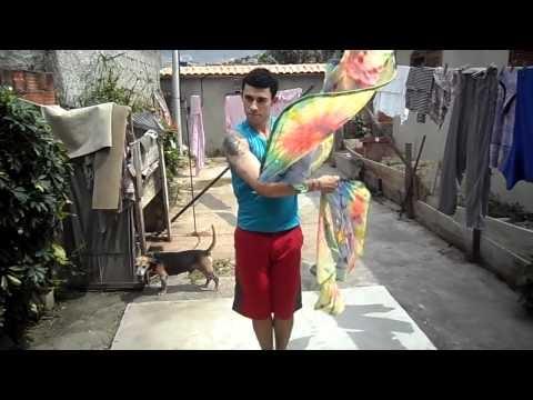 Rafael Andrade - Dançando Swing Flag