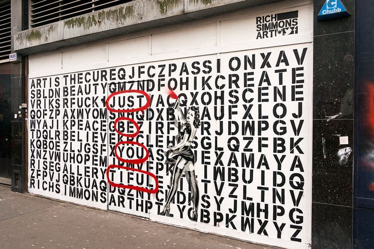 Rich Simmons – Word Search – Just Be You Tiful – Park Street