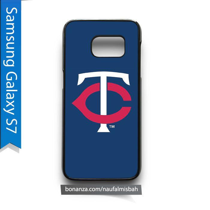 Minnesota Twins Logo Samsung Galaxy S7 Case Cover