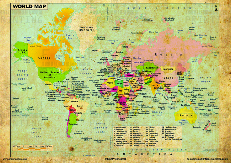 248 best emj printing images on pinterest a4 poster world map vintage 250gsm paper great quality image great colour quality with great quality paper perfect gift 200 vat free postage and gumiabroncs Gallery