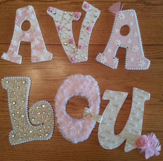 17 best images about wooden letter ideas on pinterest wood letters custom wood and decorated wooden letters