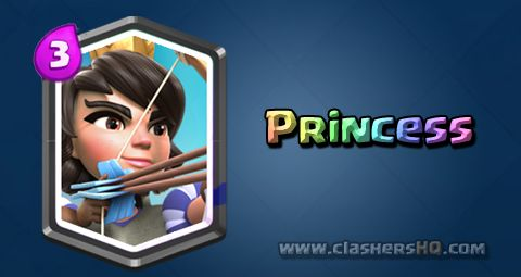 Find out all about the Clash Royale Princess Card. How to get Princess & attack/counter Princess effectively.