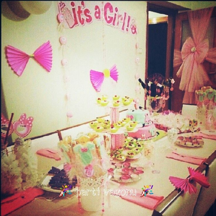 Şeyda 's BABY SHOWER PARTY