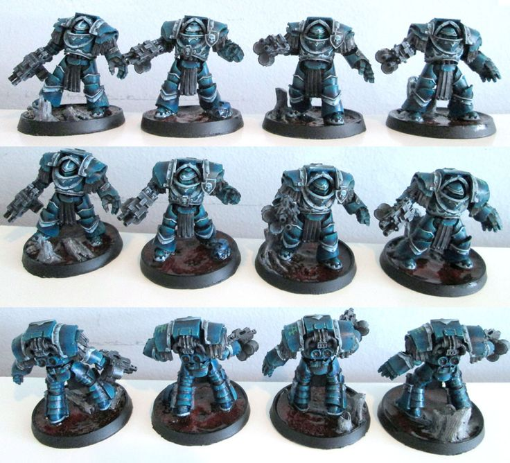 1500 point Alpha Legion army - + HALL OF HONOUR + - The Bolter and Chainsword