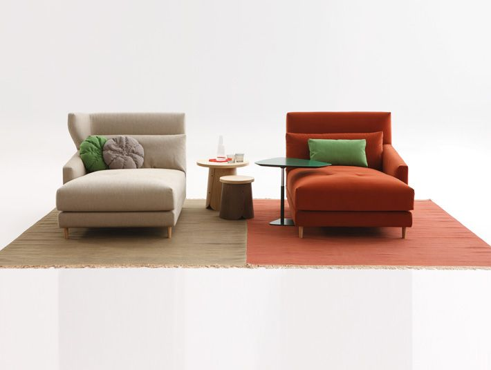 Sancal   Folk Rafa Garcíau0027s Folk Chairs With Removable Microfiber Covers  And Beech Feet By Sanca