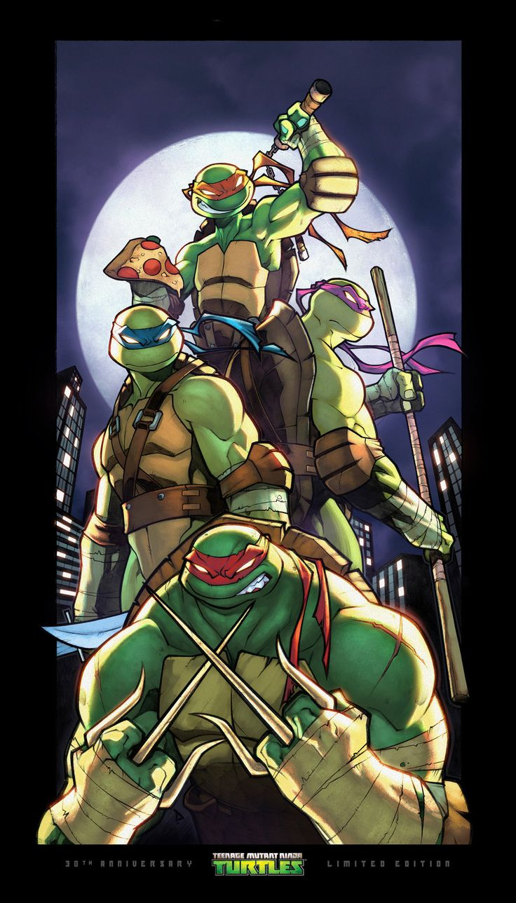 Tmnt by zaratus on DeviantArt
