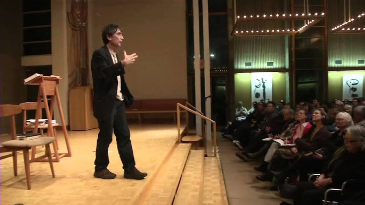 Dr. Gabor Maté gives us clues as to who we are when we are not addicted. Filmed January 9th, 2012 in Vancouver, B.C. as part of a launch for Beyond Addiction...