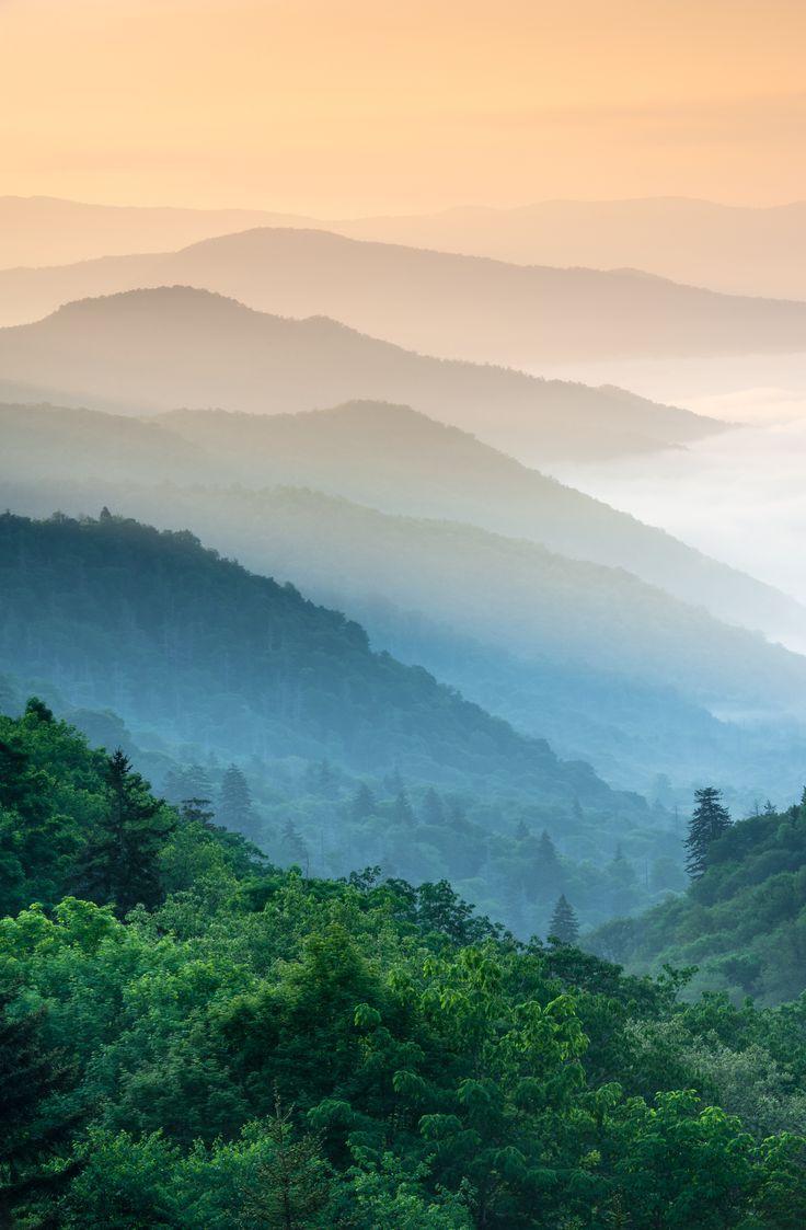 Was gibt es nicht zu lieben? Der Great Smoky Mountains National Park ist voll von …