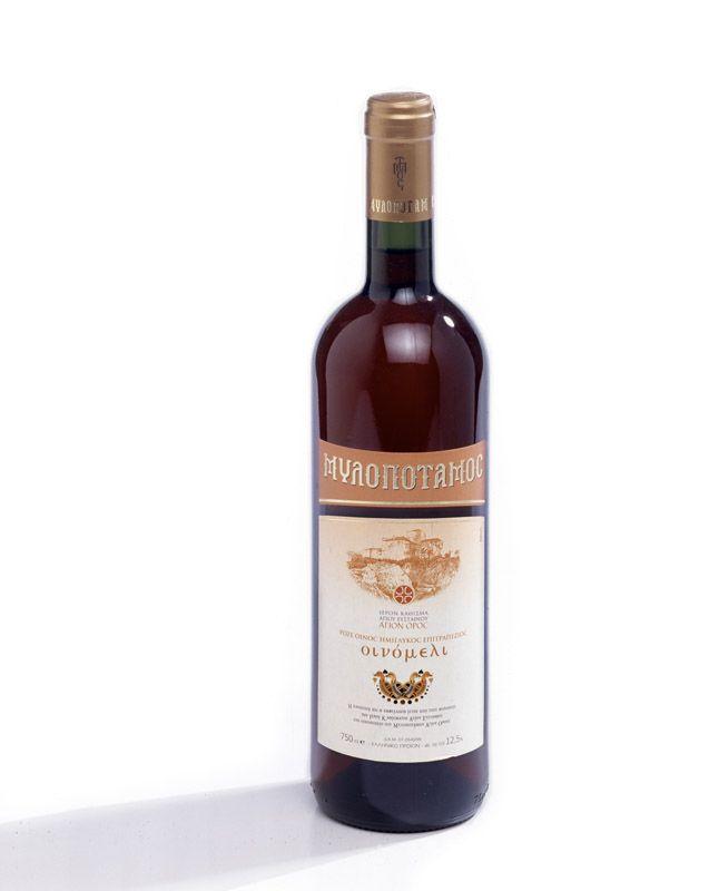 """Oinomeli """"Mylopotamos"""" - Wines - Mylopotamos Wines"""