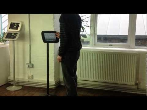 Bouncepad Floorstanding Tilt - YouTube