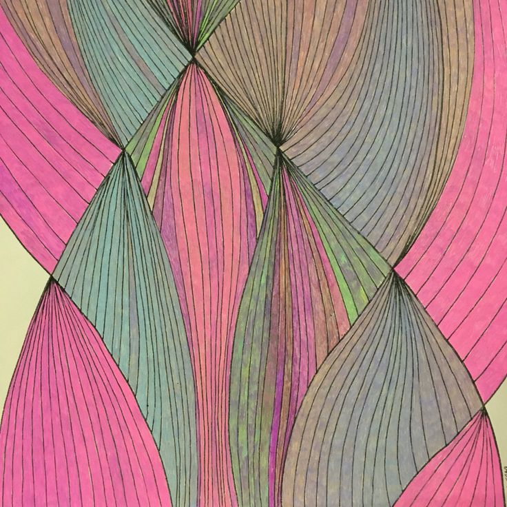 Coloring page from Mielikuvia vol 1 colouring book.