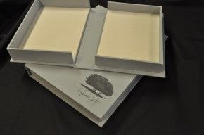 custom photography clashell box
