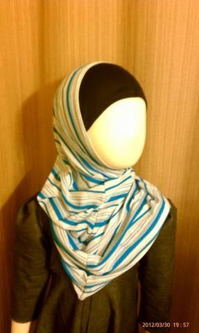 Childrens Hijab (YummyCute ClothingLine)