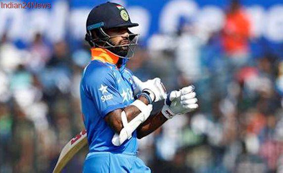 Shikhar Dhawan, Ishant Sharma in Delhi squad for Mushtaq T20