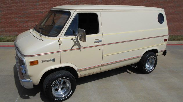 Bonanza Van 1978 Chevy G20 Chevy Van Custom Vans Vans
