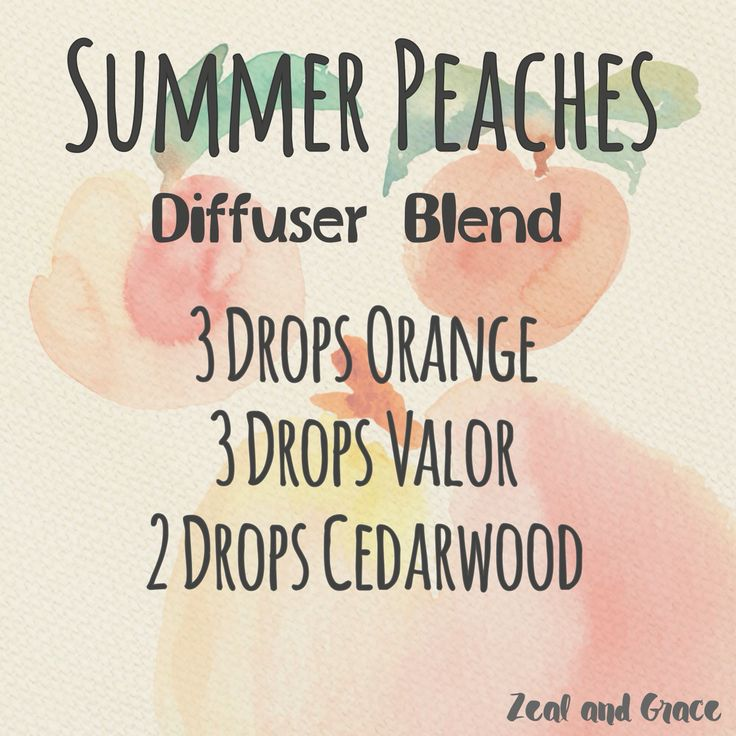 One of our new favorite blends for summer!