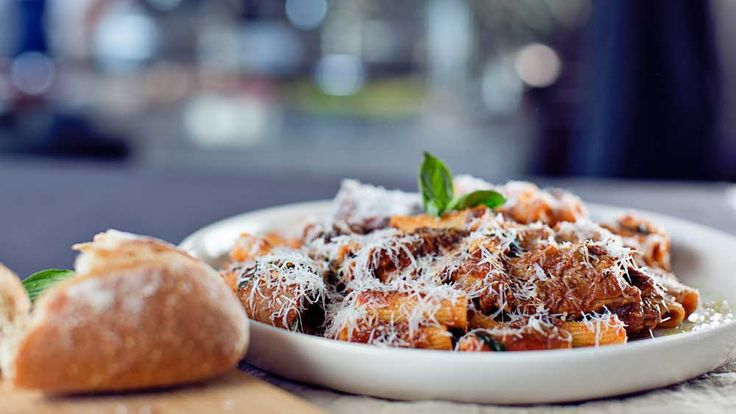 Loaded with flavour, this rich ragu is the food equivilent of a big, warm hug.