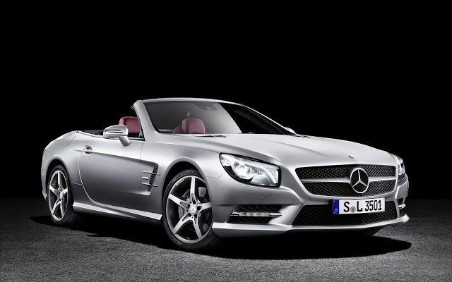 Mercedes Benz SL 2013