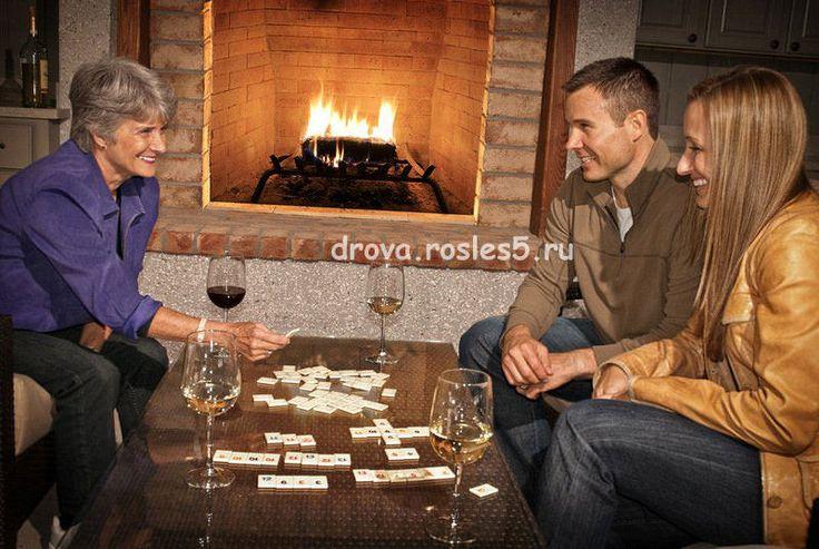 Купить #дрова_осиновые колотые цена 1200 р - Рос Лес