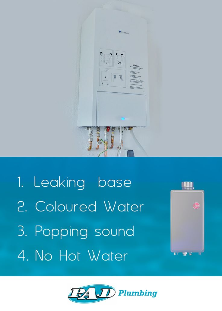 Which is the most common #HotWaterHeater #WaterHeater# problem with your system?