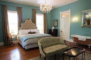 The Twelve Oaks, owned by Nicole Bagley Greeg (AB '97), was named a Top 10 Luxury Inn by BedandBreakfast.com. Congratulations, Nicole!