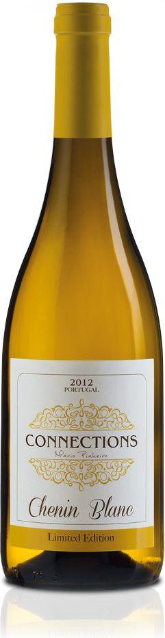 Connections Chenin Blanc 2012- Ribafreixo  1º Vinho desta casta que vejo em Portugal. Para o preço que custa, é um grande vinho.