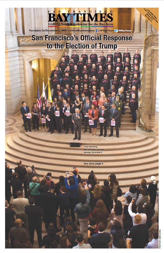 The San Francisco Board of Supervisors recently passed a resolution, introduced by Board President London Breed, in response to the election of Donald Trump. The resolution reads as follows:  WHEREAS, On November 8, 2016, Donald Trump was elected to become the 45th President of the United States; now, therefore, be it RESOLVED, That no …