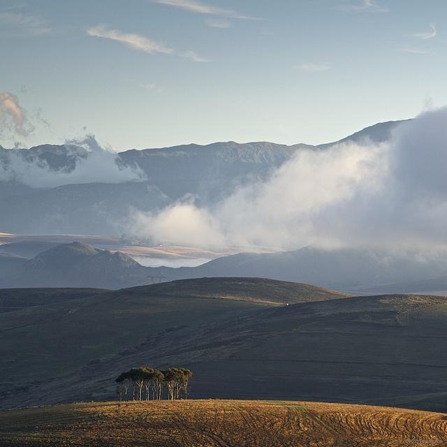 Overberg sunrise by Paul Perton, via Flickr