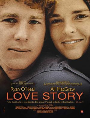 "Love Story 1970 My twin and I loved that movie so much.... The actress is identical to our mom when she was young ! ""Love Means Never Having to Say You're Sorry"""
