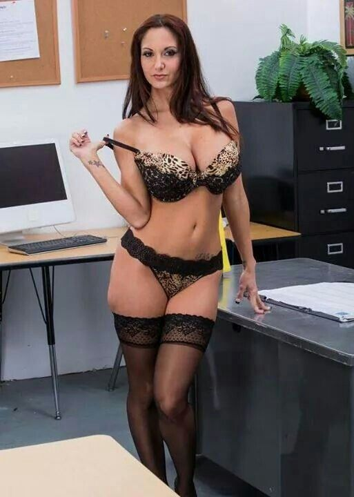 Attractive Milf Secretary 84