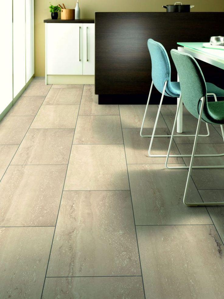 All About Tile Laminate Flooring, Travertine Tile Effect Laminate Flooring