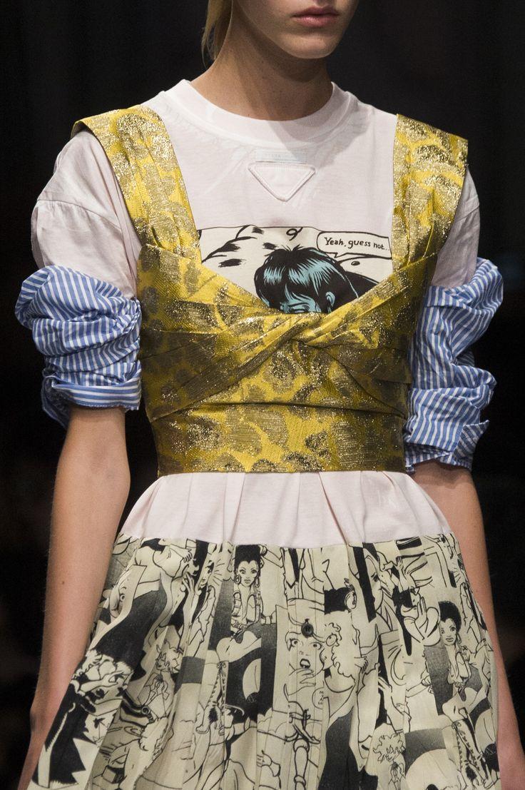 Prada Spring 2018 Fashion Show Details